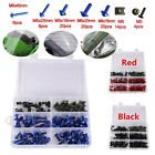 Colorful Sport Bikes Motorcycle Windscreen Fairing Bolts Kit Fastener Clip Screw $20.99 USD on eBay