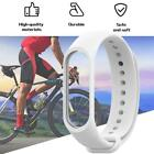 1 * Replace Silicone Wristband Bracelet Strap Adjustable For Xiaomi Mi Band 3