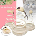 EE75 Disc Spring Cat Toy Elastic Spring Mouse Kitten Gift Durable Funny Cat Toy