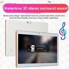 10.1  Tablet PC HD Android 9.0 8G +128GB 10-Core WIFI Dual Camera bluetooth GPS