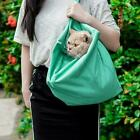 Portable Pet Shoulder Bag Nail Cleaning Grooming Clipping Cat Carrier Sling Hand