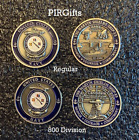 Kyпить ~ USS Marvin Shields ~ Ship 13 ~ Navy Recruit Training Command Challenge Coin ~  на еВаy.соm