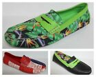 LOUDMOUTH LOGAN MEN'S SLIP ON LOAFERS DRIVERS MOCCASIN SHOES CHOOSE SIZE/COLOR