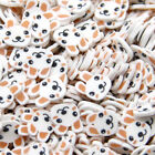 Dog Polymer Clay Slices 20G,Slime Charms,DIY Material ,Shakers Embellishments image
