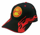 Southern Pacific Lines Railroad Embroidered Flame Cap Hat #40-0050f Choose Color