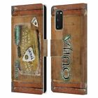 OFFICIAL OUIJA GRAPHICS LEATHER BOOK WALLET CASE COVER FOR SAMSUNG PHONES 1