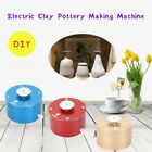 Pottery Make Machine Mini Ceramic Production DIY Electric Wheel Art Clay 1500RPM image