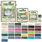 Cuprinol Garden Shades Paint - Furniture Sheds Fences - All Colours And Sizes