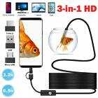 1m 2m 3in1 usb 6 led endoscope hd cams inspection camera for android laptop pc