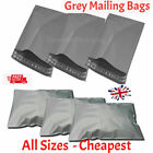 21 x 24 (535mm x 610mm) Grey Postage Mail Mailing Postal Plastic Post Bags