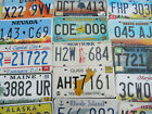 License Plate All 50 States + Territories Available Plates Lot USA Pick Your Tag $8.99 USD on eBay