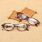 Vintage Womens Lady Cat Eye Casual Reading Glasses Poly Readers 1.0   4.0