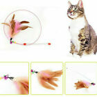 5x Feather Refills Substitution For Da Bird Feather Interactiv Wand Cat G4g F2r0