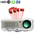 1080p Projector Full HD Android Blue-tooth WiFi Wireless Portable Home Video US
