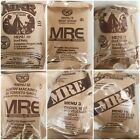 Meals Ready To Eat (MRE) military factory sealed meals w/ 2022 & 2021 insp date