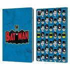 OFFICIAL BATMAN DC COMICS VINTAGE FASHION LEATHER BOOK CASE FOR APPLE iPAD