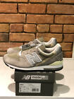 "NEW BALANCE SHOES M996 GREY ""BRINGBACK"" COLLECTION MADE IN THE USA"