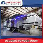 2019 FOREST RIVER WOLF PACK 25PACK12+ TOY HAULER 37 FOOT ONAN GENERATOR LIKE NEW