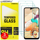 For LG K62 K52 K42 K22 K41S K51S K61 Q92 K92 HD Tempered Glass Screen Protector