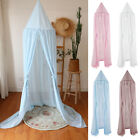Room Decor Bedding Hanging Foldable Kids Summer Dome Chiffon Mosquito Net Canopy image