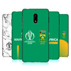 ICC SOUTH AFRICA CRICKET WORLD CUP BLACK GEL CASE FOR MICROSOFT NOKIA PHONES