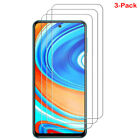 For Xiaomi Redmi Note 9S 9 Pro Max HD-Clear 9H Tempered Glass Screen Protector