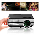 LCD HD 1080P Video Home Theater Projector LED Multimedia Wireless HDMI VGA USB