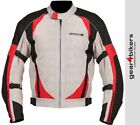SALE Buffalo Coolflow ST Motorcycle Jacket Cool Flow Air Mesh Stone Sports