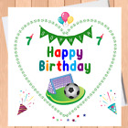 Personalised Birthday Card - Add Any Name Age Relation