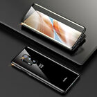 For Oneplus 8 Pro 8 Double Glass Magnetic Adsorption Full Case Camera Lens Cover