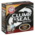 Arm & Hammer Clump and Seal Multi-Cat Litter