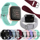 Replacement Silicone Watch Band Strap Wristband For Fitbit Versa 2 Versa Lite US image