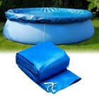 Large Size Swimming Pool Cover Cloth Bracket Pool Cover Inflatable Swimming