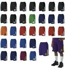 MEN'S NBA LOGO SHORT, LIGHTWEIGHT POLYESTER, WICKING, DRAWCORD WAISTBAND, S-2XL