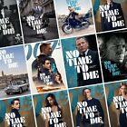 JAMES BOND: NO TIME TO DIE Movie PHOTO Print POSTER 007 Cast Art Character Film $6.2 CAD on eBay