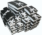 Black Jewelry Gift Boxes for Jewelry Boxes Magnetic Ribbon QUALITY Gift Boxes