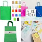 Thepaperbagstore 30 Small Paper Party Bags, Gift And Sweet Bags With Twist Handl