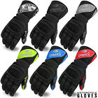 Dimex Motorcycle Leather Motorbike Gloves Biker Windproof  Knuckle Protection
