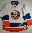 New York Islanders Reebok Authentic Jersey Sizes S & L Home Blue Brand MSRP $135 $39.99 USD on eBay