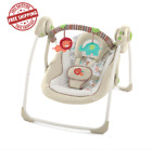 Ingenuity Soothe 'n Delight Portable Baby Swing