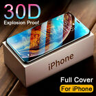 30D Curved Full Cover Tempered Glass on For iPhone 11 PRO MAX Screen Protector