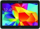 "Samsung Galaxy Tab 4 -10.1"" 16gb Verizon Unlocked Black Wifi+4g Lte Tablet"