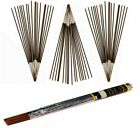 50 X Incense Sticks Long 1hr Burn Time Foil Wrapped Beautiful, Choose Fragrance
