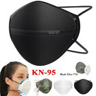 Separate Nose Mouth Mask Carbon Filter Purify Reusable Washable Respirator