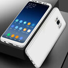 360° Full Cover Samsung Galaxy S8/ Plus/ Note 8 Shockproof Ultra Slim Phone Case