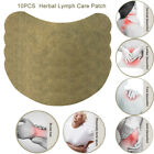 10-100 Patches Herbal Lymph Care Mammary Breast Anti-Swelling Detox Patch Hot