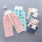 Baby Comfy Children's Diaper Waterproof And Leakproof Elastic Waist Loose Shorts