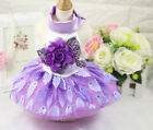 New-Pet-Puppy-Small-Dog-Lace-Princess-Tutu-Dress-Skirt-Clothes-Apparel-Costume-