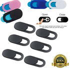 3/6 PCS WebCam Cover Slide Camera Privacy Security Protect Sticker Phone Laptop