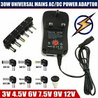 Universal AC Adapter Multi Voltage Switching Power Supply for CCTV Cameras Phone